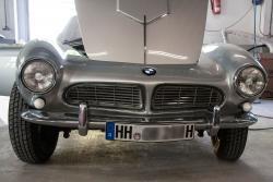 BMW 507 - wspania�e, cho� niedocenione
