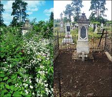 Ponad 1000 os�b b�dzie ratowa� polskie cmentarze na Kresach