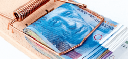 Czarne dni dla frankowc�w – raty p�jd� wg�r�