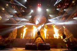 �elazna Dziewica nawiedzi stadion -  Iron Maiden weWroc�awiu
