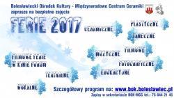 Ferie 2017. Pracownia szkła iwitrażu BOK - MCC