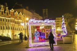 Legnica najpiękniej oświetlonym miastem na Dolnym Śląsku