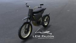 LEM Falcon – pierwszy polski elektryczny motocykl crossowy