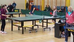 Euroregionalny turniej tenisa stołowego