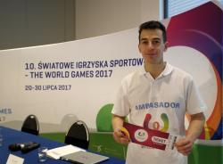 Wrocław - bilety na The World Games 2017 już wsprzedaży