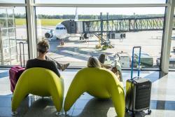 Port Lotniczy Wrocław jednym znajlepszych wEuropie