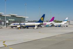 Rośnie ruch na wrocławskim lotnisku