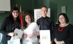 Uczniowie zgorzeleckiego ogólniaka wfinale Olimpiady
