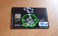 Płacił za swoje zakupy znalezionymi kartami