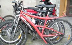 Ukradł blisko 40 rowerów