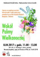 Warsztaty Palmy Wielkanocnej wBOK - MCC