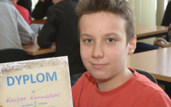 """Ogólnopolski Turniej Wiedzy Pożarniczej """"Młodzież Zapobiega Pożarom"""""""