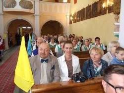 Koncert whołdzie św. Janowi Pawłowi II