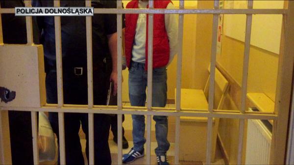 Areszt za nękanie