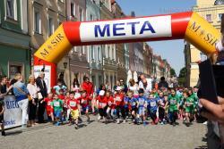 Wielkie bieganie wBolesławcu. Odbyły się Europejskie Biegi Uliczne