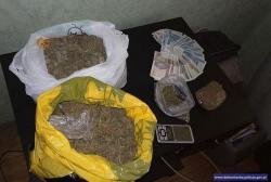 Przejęli narkotyki warte 70 tys. złotych