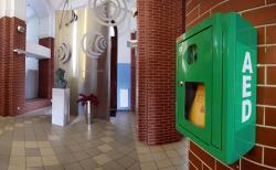 Automatyczny Defibrylator Zewnętrzny wPWSZ