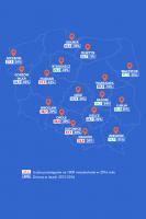 Ranking bezpieczeństwa miast: Rzeszów na czele, Wrocław ostatni