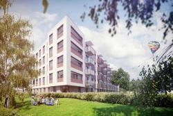 Nowe mieszkania dwupoziomowe