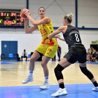 Kolejne zwycięstwo koszykarek Ślęzy Wrocław