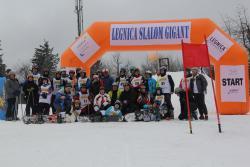 Zimowe mistrzostwa Legnicy