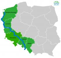 Powstanie Odrzańska Trasa Rowerowa – 1000 km wzdłuż Odry