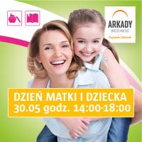 Dzień Matki iDziecka wArkadach Wrocławskich