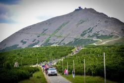 Uphill Race Śnieżka. Derheld wreszcie pierwszy