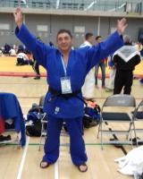 Bolesławianin na Veteran European Judo Championships wGlasgow