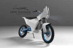 Nowy elektryczny motocykl studentów PWr. Na podbój Hiszpanii iDakaru