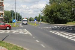 Przebudowa ul. Leszczyńskiej. 16 sierpnia zmiana organizacji ruchu
