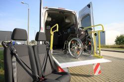 Niepełnosprawni legniczanie otrzymają pięć nowych autobusów