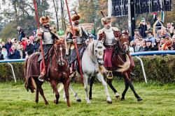 Huczny koniec rekordowego sezonu na wrocławskich Partynicach
