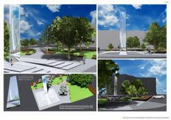 Konkurs na projekt pomnika Niepodległości na pl. Legionów weWrocławiu