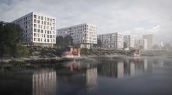 Mieszkanie Plus - projekty zabudowy trzech osiedli weWrocławiu