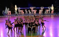 Młodzi mistrzowie tańca
