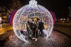 """Kto zdobędzie tytuł """"Świetlnej stolicy Polski""""?"""