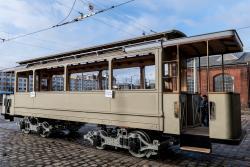 Wrocławianie wybrali imię dla restaurowanego tramwaju. To Max Berg