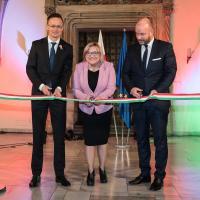 We Wrocławiu otwarto Konsulat Węgier