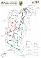 K1, K2, T3… START - czyli rowerowe Kobierzyce