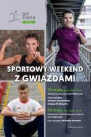 Sportowy weekend zgwiazdami