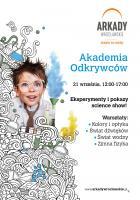 Akademia Odkrywców wArkadach Wrocławskich