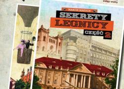 Spotkanie zautorem Sekretów Legnicy 2