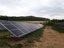 W gminie Zgorzelec powstała farma słoneczna zblisko 3,7 tysiącami paneli
