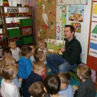 """Ogólnopolska akcja """"Przerwa na wspólne czytanie""""  wbibliotekach"""