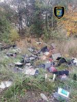 Straż miejska odkryła nielegalne wysypiska śmieci