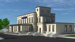 Rusza przebudowa dworca wBolesławcu