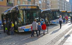 Legnica liderem transportu publicznego na Dolnym Śląsku