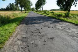 Przebudowa drogi zBolesławca doMściszowa