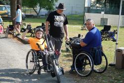 Spartakiada osób niepełnosprawnych